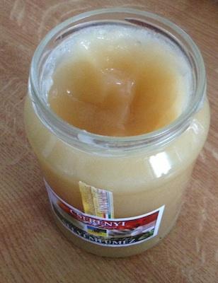 Kristályos méz